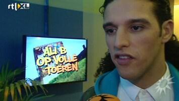 RTL Boulevard Nieuw seizoen Ali B op volle toeren