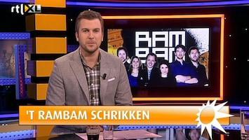 RTL Boulevard Rambam nept uitvaartzorg