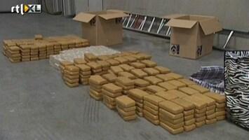 RTL Nieuws Politie vindt 325 kilo heroïne in Rotterdam