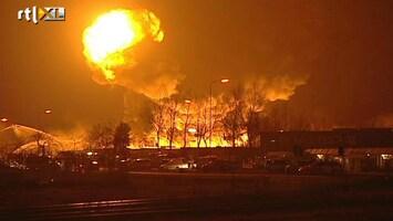 RTL Nieuws Top Chemie-Pack verdacht van brandstichting