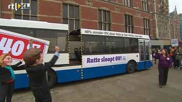 RTL Nieuws OV-staking zal worden herhaald
