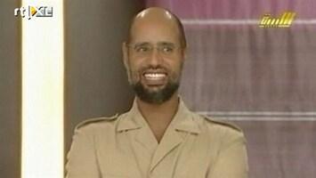RTL Nieuws Saif wilde naar Niger vluchten