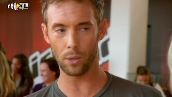 RTL Nieuws Charly Luske door in The Voice Of Holland