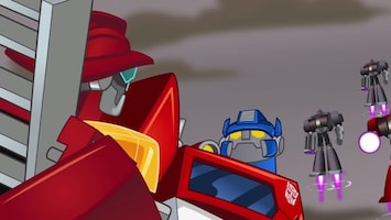 Rescue Bots It?s a Bot time (part 2)