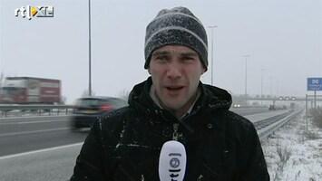 RTL Nieuws 'KNMI had beter weeralarm kunnen afgeven'