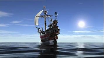 Piet Piraat De muis