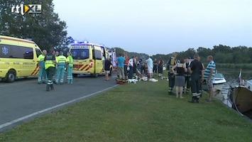 RTL Nieuws Gewonden na explosie speedboat
