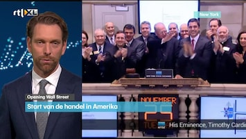 RTL Z Opening Wallstreet Afl. 233