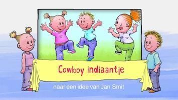 2 Kleine Kleutertjes Cowboy en indiaantje