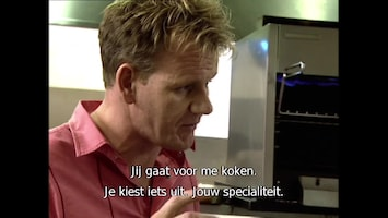 Gordon Ramsay: Oorlog In De Keuken! (uk) - The Glass House