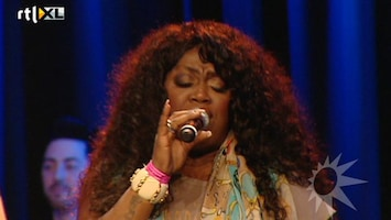 RTL Boulevard Eerbetoon Whitney Houston