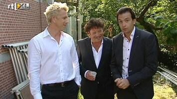 RTL Boulevard Op de set bij Divorce