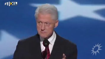 RTL Boulevard Bill Clinton 'covert' megahit Blurred Lines