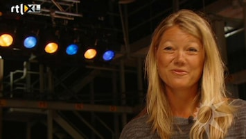 RTL Boulevard Nieuwe tv-kok Life 4 you: Sandra Ysbrandy