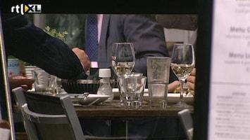 Editie NL KLM: alcoholvrije lunch