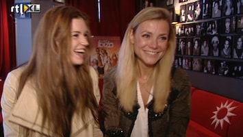 RTL Boulevard Verliefd in Ibiza met Marly en Gigi