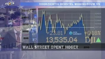 Rtl Z Opening Wall Street - Afl. 12