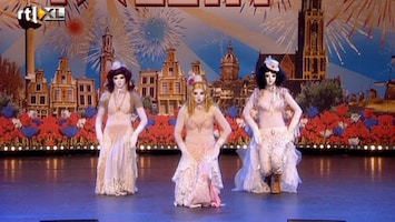 Holland's Got Talent Compilatie dansacts (niet door)