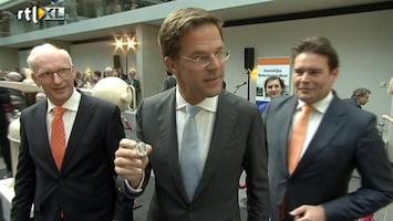 RTL Nieuws Rutte slaat eerste Koningstientje