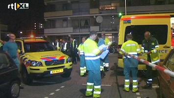 RTL Nieuws 19 gewonden bij brand Gouda