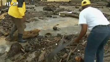RTL Nieuws Veel schade door orkaan Irene