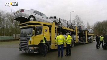Rtl Transportwereld - Klpd Controleert Autotransporters