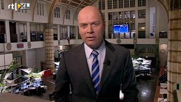 RTL Z Nieuws 12:00 Consument heeft geen zin om geld uit te geven in winkels