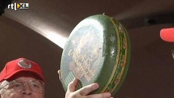 RTL Nieuws Nederlandse kaas Wereldkampioen