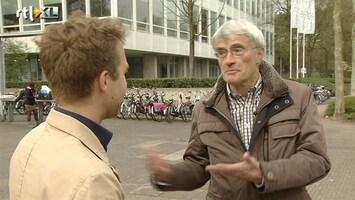 RTL Nieuws Geld verliezen terwijl je spaart door lage rente