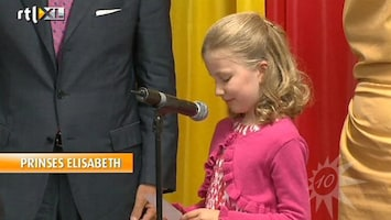 RTL Boulevard Elisabeth opent kinderziekenhuis