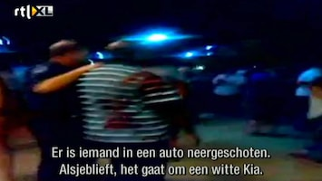 RTL Nieuws Amateurbeelden en gesprekken alarmcentrale schietpartij Denver