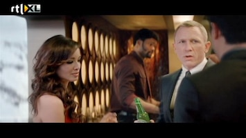 RTL Boulevard Primeur: James Bond in bierreclame