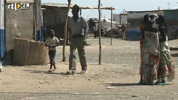 RTL Nieuws Noord- en Zuid-Soedan in oorlog om olie