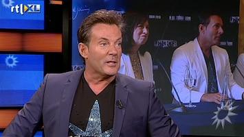 RTL Boulevard Gerard Joling vertelt over concertreeks 'Lekker'