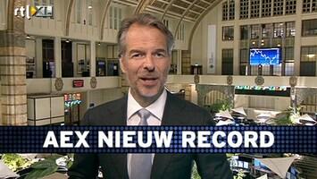 RTL Z Voorbeurs Zijn beleggers stijgingsmoe?