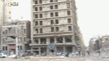 RTL Nieuws Bloedige dag in Aleppo: drie zelfmoordaanslagen