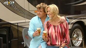 RTL Boulevard Frogers nemen commercial op