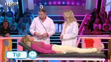 De Jongens Tegen De Meisjes - Dokter Tijl Mag Niet Lachen