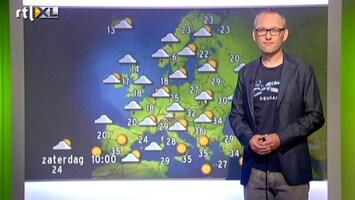 RTL Weer Vakantie Update 20 juni 2013 12:00 uur