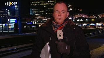 RTL Nieuws Minister boos op NS en ProRail