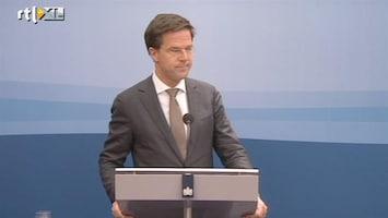 RTL Nieuws Rutte: 'We zijn in contact met Lech'