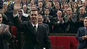 RTL Nieuws De macht van president Assad van Syrië