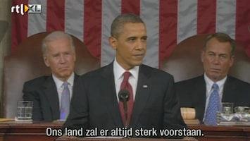 RTL Nieuws Gejuich en geklaag over speech Obama