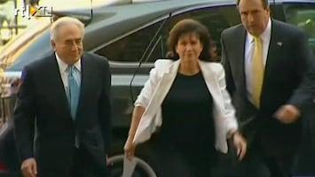 RTL Nieuws Opnieuw aangifte tegen Strauss-Kahn