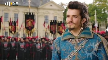 RTL Boulevard Orlando Bloom in The Three Musketeers 3D