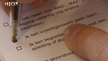 RTL Nieuws UWV ligt dwars bij vrijwilligerswerk