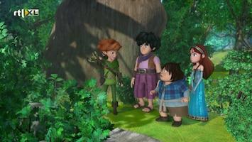 Robin Hood - Tuck Hood
