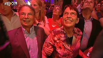 RTL Nieuws Tragiek en triomf: de uitslagenavond