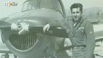 RTL Nieuws Man al 70 jaar vliegtuigmonteur