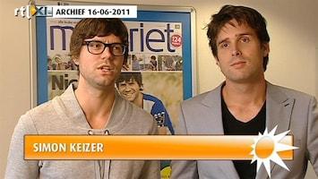 RTL Boulevard Datum en locatie trouwerij Simon bekend